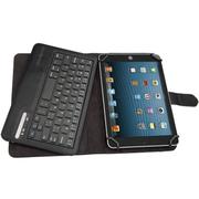 SEENDA 7寸8寸平板电脑保护套蓝牙键盘 昂达华为台电诺基亚N1 海信 安卓win8 黑色