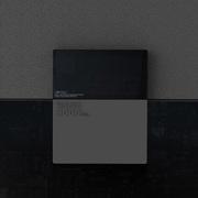 Lessmore 乐泡明心聚合物电芯移动电源 灰色