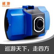 巡游 车载行车记录仪汽车用品140°广角记录设计隐藏拍摄设计隐藏拍摄 Y-1