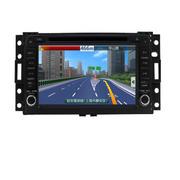 君路仕 4S店专供 别克车系DVD导航 GPS嵌入式车载导航仪 固定测速预警 倒车影像一体机 别克GL8陆尊高配支持原车雷达 DVD导航