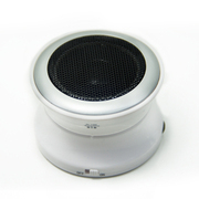 维尔晶 BT15S无线蓝牙音箱 便携式迷你小音响 高保真 手机笔记本音箱 白色