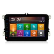 远行 大众车系安卓智能导航新宝来速POLO 10.2英寸GPS导航仪声控导航智能一体机 大众8寸通用机 后视镜导航加倒车影像包安装
