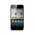 魅族 MX2 16GB 移动版3G手机(前黑后白)