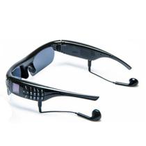 爱随 G5蓝牙眼镜手机智能眼镜手机可插卡通话GPS定位高清拍照录像多功能偏光太阳镜产品图片主图