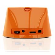 优胜仕 USAMS 硬盘拷贝刻录USB高速2.5/3.5寸通用串口单双盘位SATA硬盘座 橙色单排