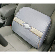品尚车居 舒适腰枕腰靠腰垫 汽车办公家居多用 单只装 炫风