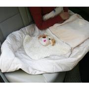 品尚车居 舒适汽车空调凉被 抱枕被 卡比