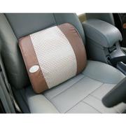 品尚车居 舒适腰枕腰靠腰垫 汽车办公家居多用 单只装 明珠白