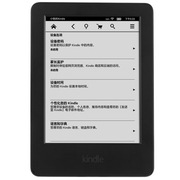 雷麦 NEW Kindle 6英寸护眼非反光电子墨水触控显示屏 内置wifi 4G 电子书阅读器 电子书