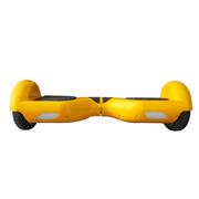 风彩 新款迷你体感滑板车 电动车 双轮平衡体感车 两轮代步思维车 电动滑板车 黄色