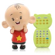小布叮 分龄早教机0-6岁 小布丁故事机宝宝益智婴幼儿童玩具可下载充电 4G-8G容量选择 图图4G 官方标配