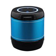 caterly 蓝牙音箱 便携无线插卡音响 迷你小低音炮 笔记本电脑音响 蓝色