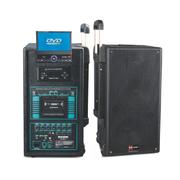 HNM 单8寸/12寸广场舞音箱 拉杆音箱 户外音响  880TV带显示屏+卡座 一手 手拉音箱+其它配置