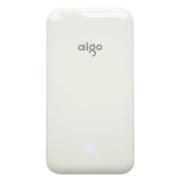 aigo 云电宝 wifi RS190/180/100无线上多网功能路由器 云存储 移动电源 RS100云电宝 官方标配+三合一充电线