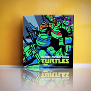 Motz 忍者神龟通用迷你卡通充电宝 绿色