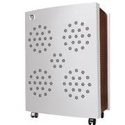 纽贝尔 NB001机皇-空气净化器家用商用负离子除甲醛苯pm2.5除烟尘除雾霾办公室家用商用 机皇银色