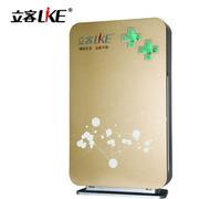 立客 LIKE空气净化器家用除甲醛机pm2.5净化器 二手烟LK-KQ003 金色