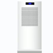 纽贝尔 NB002-空气净化器家用商用负离子除甲醛苯pm2.5除烟尘除雾霾办公室家用商用 白色