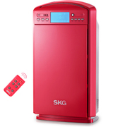 SKG 4222空气净化器 负离子家用除甲醛 PM2.5烟尘雾霾净化机