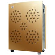 纽贝尔 NBE-XWZ小王子空气净化器家用双负离子除甲醛苯pm2.5除雾霾办公室除烟尘 金色