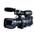 JVC /杰伟世 GY-HM890专业高清摄像机广播级新闻采访演播室专用