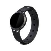 威马仕 智能手环 智能蓝牙手表  健康计步器防盗手机伴侣 智能穿戴腕表 银灰