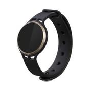 威马仕 智能手环 智能蓝牙手表  健康计步器防盗手机伴侣 智能穿戴腕表 土豪金