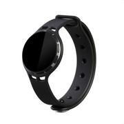 威马仕 智能手环 智能蓝牙手表  健康计步器防盗手机伴侣 智能穿戴腕表 黑