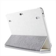 sunreed 华为Mediapad FHD/LINK 平板电脑保护套 华为10.1寸皮套 冰雪白