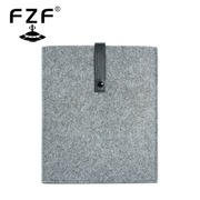 FZF 苹果iPad保护套 冬黄昏 iPad4/iPad3/iPad2/new iPad平板电脑超薄保护包毛毡布袋 墨灰色 W1420388