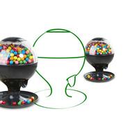 其他 趣玩礼品 圣诞糖果机 创意欧式桌面自动感应扭糖机 吃货 糖果机