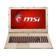 微星 GS60 2PC-450CN 15.6英寸游戏本(i7-4710HQ/16G/1T+128G/GTX860M 3G独显/Win8/金色)