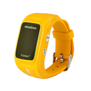 阿巴町 360度儿童安全卫士2代 智能手表(活力橙)