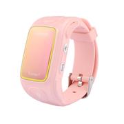 阿巴町 360度儿童安全卫士2代 智能手表(公主粉)