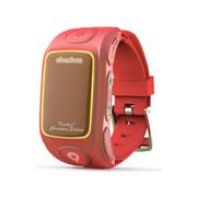 阿巴町 360度儿童安全卫士2代 智能手表(红色)