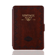 品怡 商务风复古风mosiso系列保护套 适用于Kindle Voyage/KV 棕色