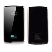叛逆者(panizhe) D108充电宝7200mAh毫安聚合物移动电源手机通用超大容量 黑色 官方标配