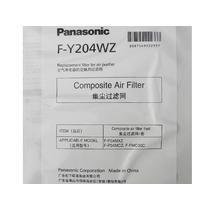 松下 F-Y204WZ 空气净化器过滤网(黑色)产品图片主图