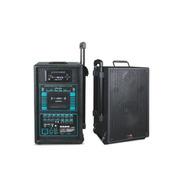 HNM 户外广场舞拉杆音箱 单8寸/双8寸插卡U盘便携音响 880DK/780/980 880DK双8寸户外音箱 手拉音箱+其它配置
