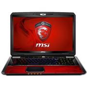 微星 GT70 2PC-1880CN 17.3英寸游戏本(i7-4810MQ/16G/1T+128G/GTX870M 6G独显/Win8/红色)