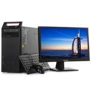 联想 扬天T4900v-00 台式电脑 (i3-4160 4G 1T 1G独显 GT 705 DVDRW win7)