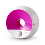 哥尔 goal GO-2818 家用办公室 负离子净化 空气加湿器 超静音 紫色
