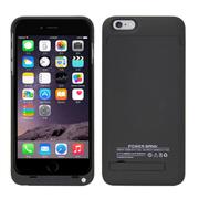 weekone iPhone6背夹电池 苹果6plus移动电源 手机充电宝 5.5寸6plus 4800mAh黑色