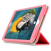 广仁德 诺基亚N1保护套7.9英寸平板电脑皮套带框外壳 带框玫红