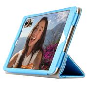 广仁德 诺基亚N1保护套7.9英寸平板电脑皮套带框外壳 带框蓝色