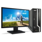宏碁 SQX4610 786C 台式电脑(i5-3340 8G 1T 2G独显 DVD 键鼠 Linux)21.5英寸