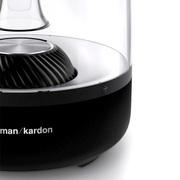 哈曼卡顿 Harman/Kardon Aura翡翠无线蓝牙音响水晶音箱 黑色