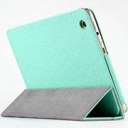 虎克 诺基亚N1皮套 保护套n1平板电脑7.9寸NOKIA专用超薄三折支撑套 甲骨文-牛奶绿