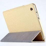 虎克 诺基亚N1皮套 保护套n1平板电脑7.9寸NOKIA专用超薄三折支撑套 甲骨文-土豪金