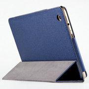 虎克 诺基亚N1皮套 保护套n1平板电脑7.9寸NOKIA专用超薄三折支撑套 甲骨文-宁静蓝